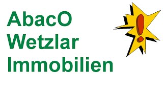 preview picture of video 'Abaco Wolf Immobilien Wetzlar -  Über Uns - Immobilienmakler Wetzlar'