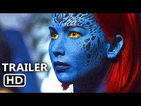 Download X-MEN DARK PHOENIX Official Trailer (2019) Jennifer Lawrence, Jessica Chastain Movie HD HD Video