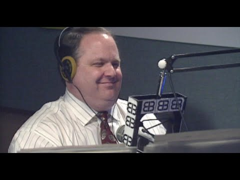 That Time Limbaugh Admitted He's A Fraud & Did It All For Money