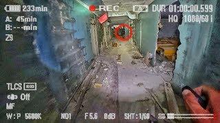 Побег от мутанта в заброшенной школе. Мутанты Чернобыля напали на сталкера в Припяти