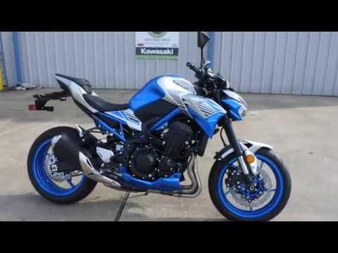 2020 Kawasaki Z900 ABS in La Marque, Texas - Video 1