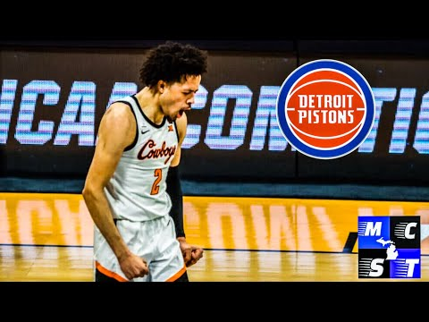 Detroit Pistons Taking Cade Cunningham #1 Overall in 2021 NBA Draft!!! (Reportedly)