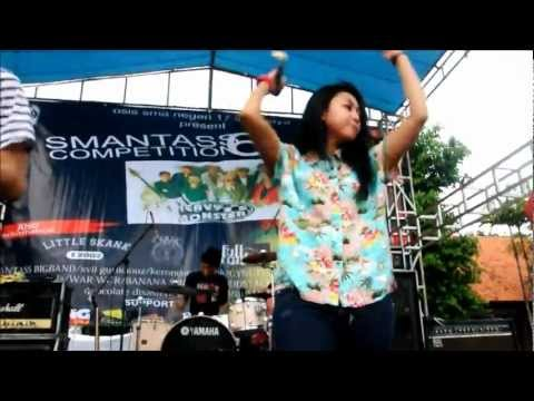 Chocolate Disaster - Maybe Someday (Live at SMANTAS CUP)
