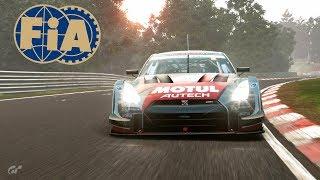 Финал Чемпионата Мира FIA - Зелёный Ад - Nürburgring Nordschleife 24h - Gran Turismo Sport