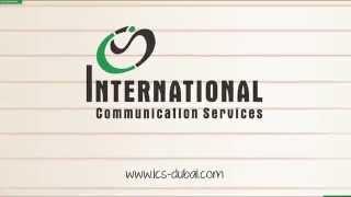 International communication Services FZ llc - Video - 2