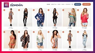How To Create An eCommerce Website With Wordpress 2019! [Elementor WooCommerce Tutorial]