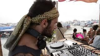 Alex Ferrer @ Panda Lounge - Burning Man 2014 - )*(