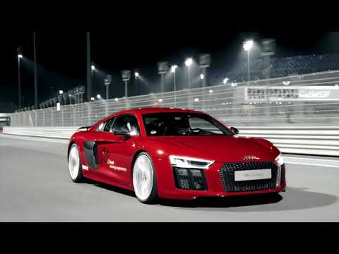 AUDI R8 V10 PLUS - LAUNCH MIDDLE EAST