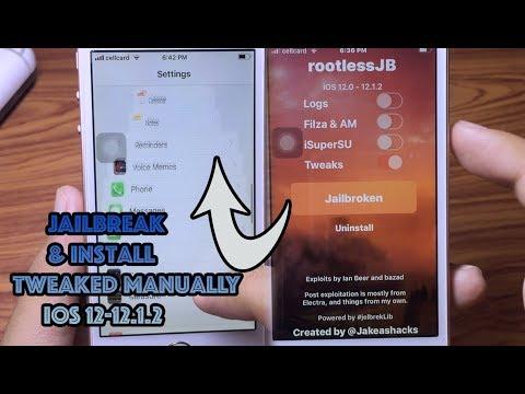 iOS 12 1 2 / 12 0 Unc0ver JAILBREAK: CYDIA WORKING ON iOS 12 & Other