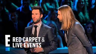 Maroon 5, The People's Choice for Favorite Band is Maroon 5