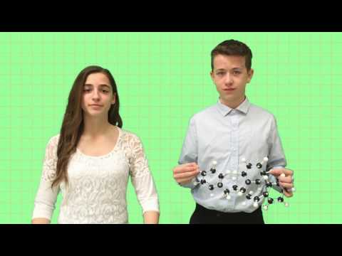 Three teenagers found a way to turn styrofoam into carbon water filters for a school science project.