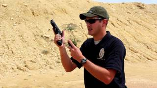 Pistol Skills: Tactical Reload