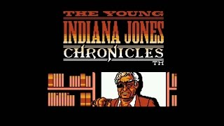 Young Indiana Jones Chronicles - [Dendy / NES / Famicom] - 100% walkthrough with Bugs - No comments