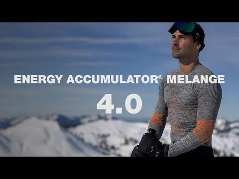 Термобелье X-BIONIC® Energy Accumulator® Melange 4.0