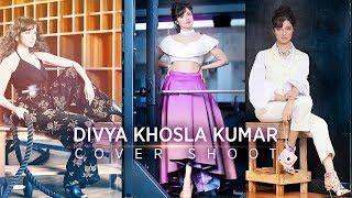 The stylishly fashionable Divya Khosla Kumar shoots for the June issue of FitlookMagazine