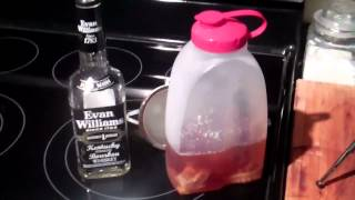 Bacon Infused Bourbon [Recipe]
