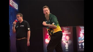 "Simon Whitlock on opening World Matchplay win: ""I actually think I'm better than ever now"""