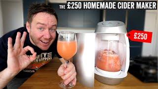 The £250 Homemade Cider Maker!