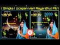 Download Lagu Cara Bikin Vidio Ucapan Selamat Hari Raya Idul Fitri Terbaru 2020-Edit Foto/Vidio Mp3 Free