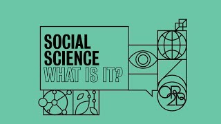 What do social scientists research?