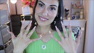 10 Reasons Why I Love 💖 Long Fingernails