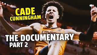 """""""I'm The Top Guy."""" Cade Cunningham STARS In His Own Movie! Gives Secrets To Becoming A PRODIGY 🔥"""