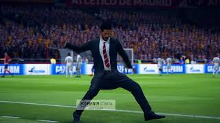 FIFA19 ⚽ Real Madrid - Atletico Madrid ⚽ 1-2 ⚽ UCL Final