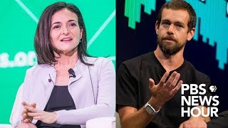 Watch Live: Twitter CEO Jack Dorsey, Facebook COO Sheryl Sandberg testify before Congress