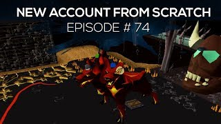 OSRS - New Account from Scratch | EP 74 | Cerberus is AMAZING!