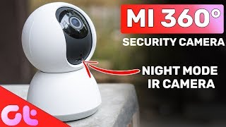 Mi Home Security 360 Camera Review | Ab Har Ghar Mein BIG BOSS? | GT Hindi
