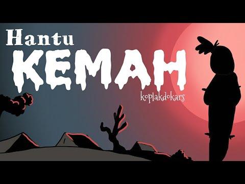 Kartun lucu   hantu kemah   funny cartoon   animasi indonesia   kartun anak   kartun horor
