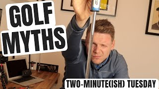The Biggest Myths In Golf