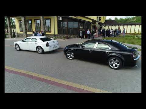 Авто на весілля, відео 2