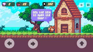 Foxy Land – Buildbox Full Project