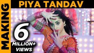 Nazar Song   Piya Tandav   Making   Star Plus   Jai Ambe Maa