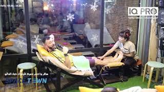 غرائب وعجائب في اشهر شوارع بانكوك والسياح يتوقعون نتيجة الاولمبي