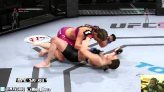 UFC - UFC Women's Knockouts - FIGHT OF THE NIGHT! - UFC Knockouts 2014