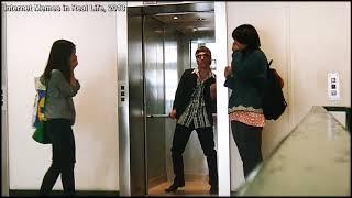 Сборник лучших розыгрышей в лифте!