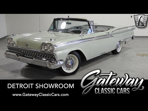 1959 Ford Galaxie Skyliner (CC-1382626) for sale in O'Fallon, Illinois