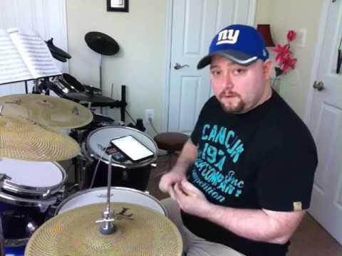 "Zac Treby's Drum Studio International: ""Alan Dawson Method: Lesson 15"""