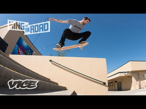[VICE SPORTS]  Drops, Injuries & a Twerk-Off  | KING OF THE ROAD (Episode 8)