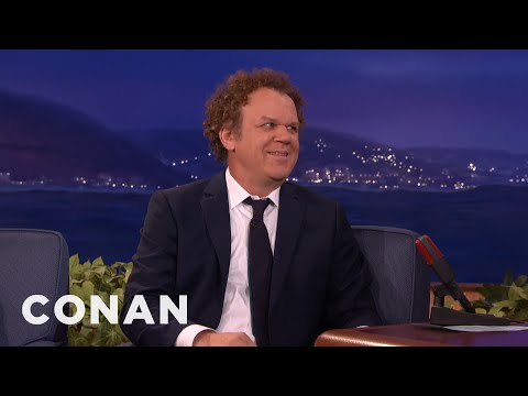 John C. Reilly Is In Touch With His Feminine Side  - CONAN On TBS Mp3