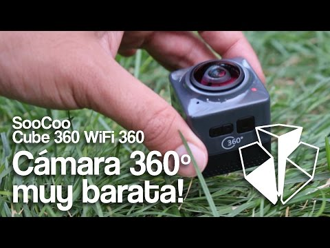 Cube 360 Wifi SooCoo Camera - ArchiCopters Reviews