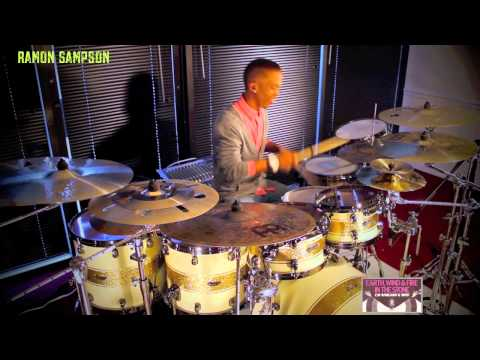 RAMON SAMPSON | EARTH WIND AND FIRE - IN THE STONE