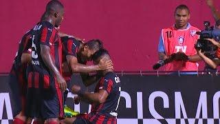 Vitória 3x0 Flamengo-BA