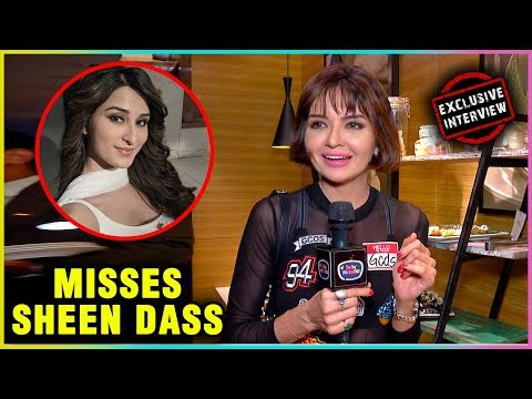 Parul Choudhary MISSES Her Co-Star Sheen Dass | EX