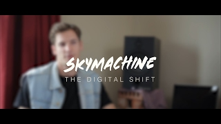 SKYMACHINE - THE DIGITAL SHIFT | New Zealand Broadcasting School