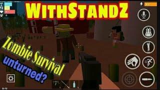 Zombie survival (зомби выживание) пришёл на базу негров-военных