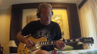 "Pink Floyd ""Comfortably Numb"" (David Gilmor guitar party cover)"