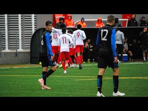Youth League - Highlights : AS Monaco 3-1 Club Brugge